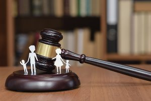 Concept of family law in court