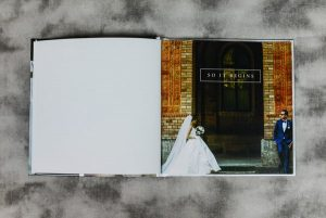 wedding photographer's portfolio